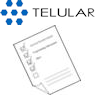 Telular Dual-Path Alarm Monitoring Form