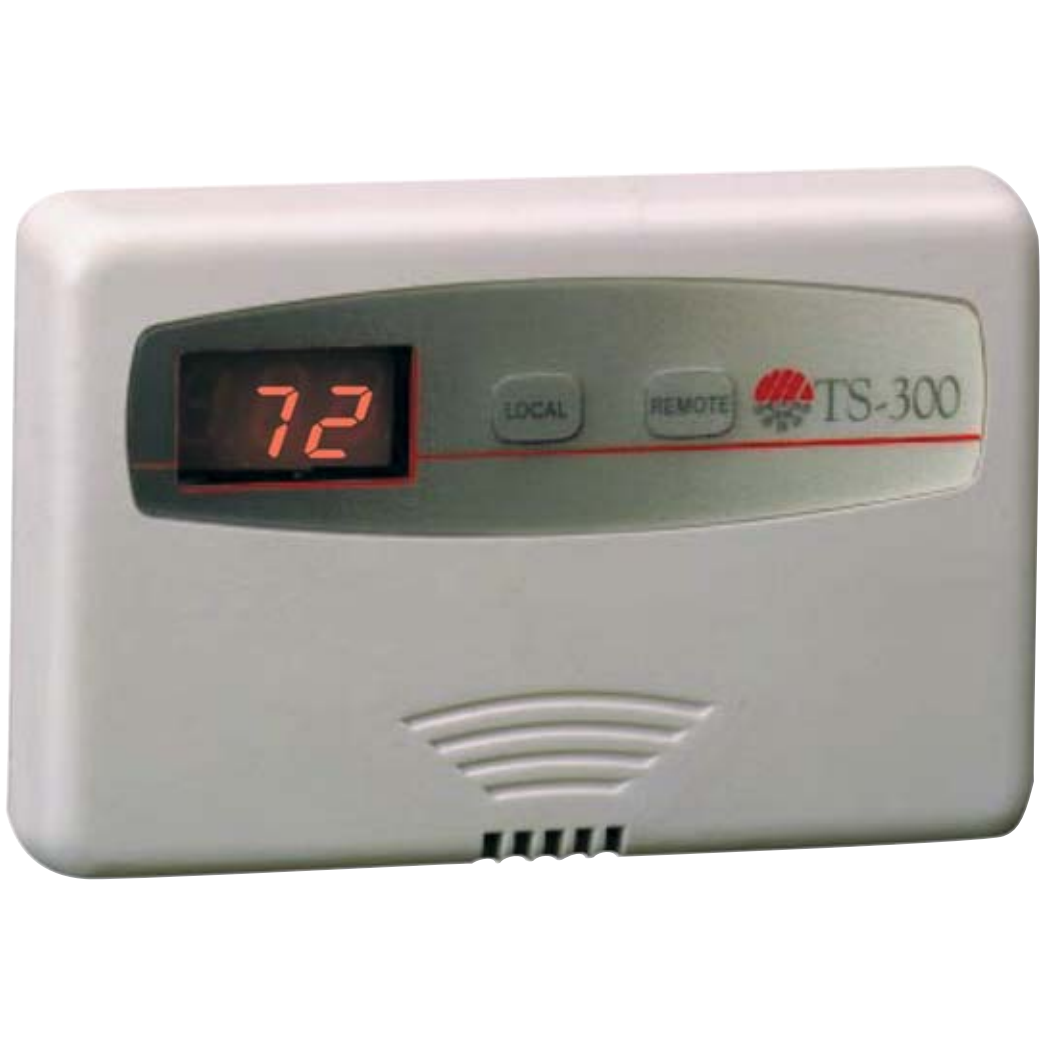 ts300 honeywell dual local remote temperature sensor rh geoarm com Digital Temperature Sensor Honeywell Security