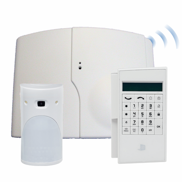 Videofied XT-GSM Wireless Video-Verification Indoor Cellular Security System