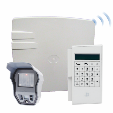 Videofied XTO-GSM Wireless Video-Verification Outdoor Cellular Security System