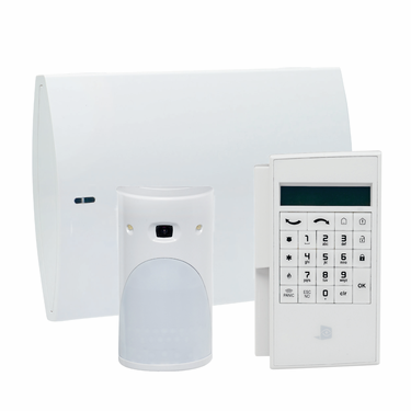 Videofied W-Series Wireless Video-Verification Indoor Internet Security System