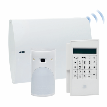Videofied W-Series Wireless Video-Verification Dual-Path Security System