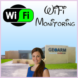 WiFi Alarm Monitoring
