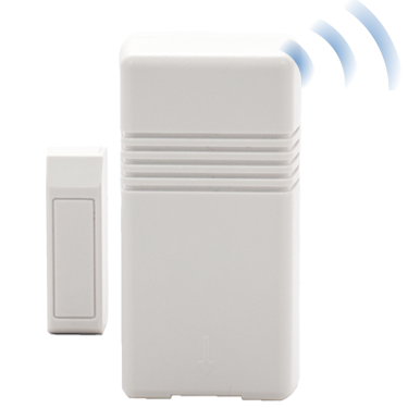 Wireless Door & Window Alarm Contacts