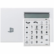 WMB621 - Videofied Wireless Horizontal Alpha Alarm Keypad w/Badge Reader