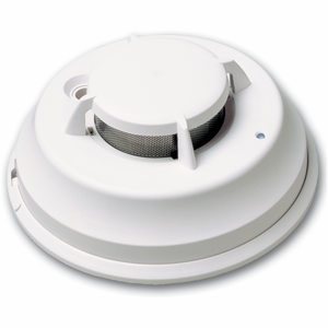WS4916 - DSC Wireless Heat & Smoke Detector