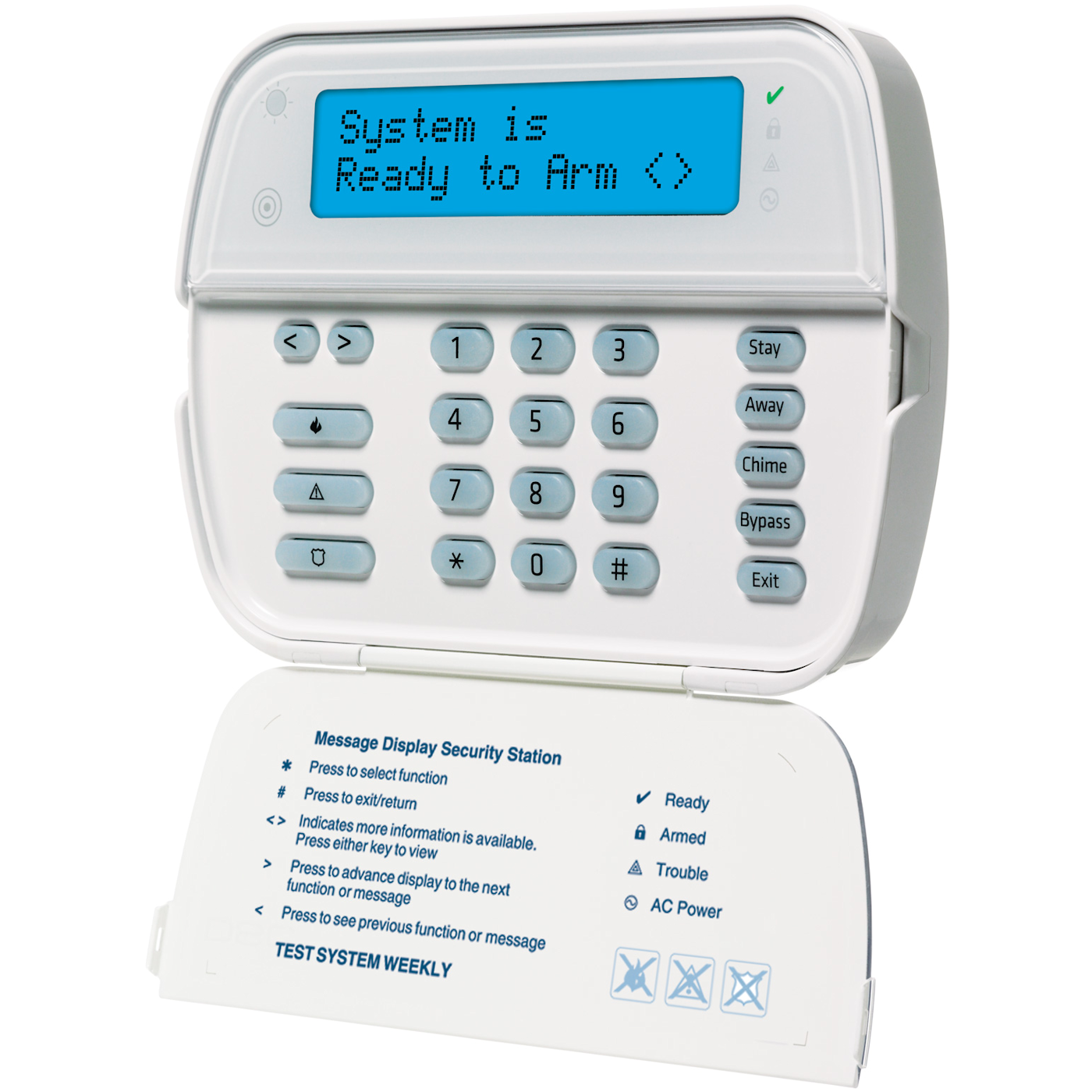 Dsc Home Alarm System