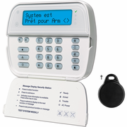 WT5500P - DSC Wireless 2-Way Alarm Keypad w/Proximity Tag