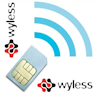 WYL200 - Wyless Cellular Sim Card (for Videofied Control Panels)