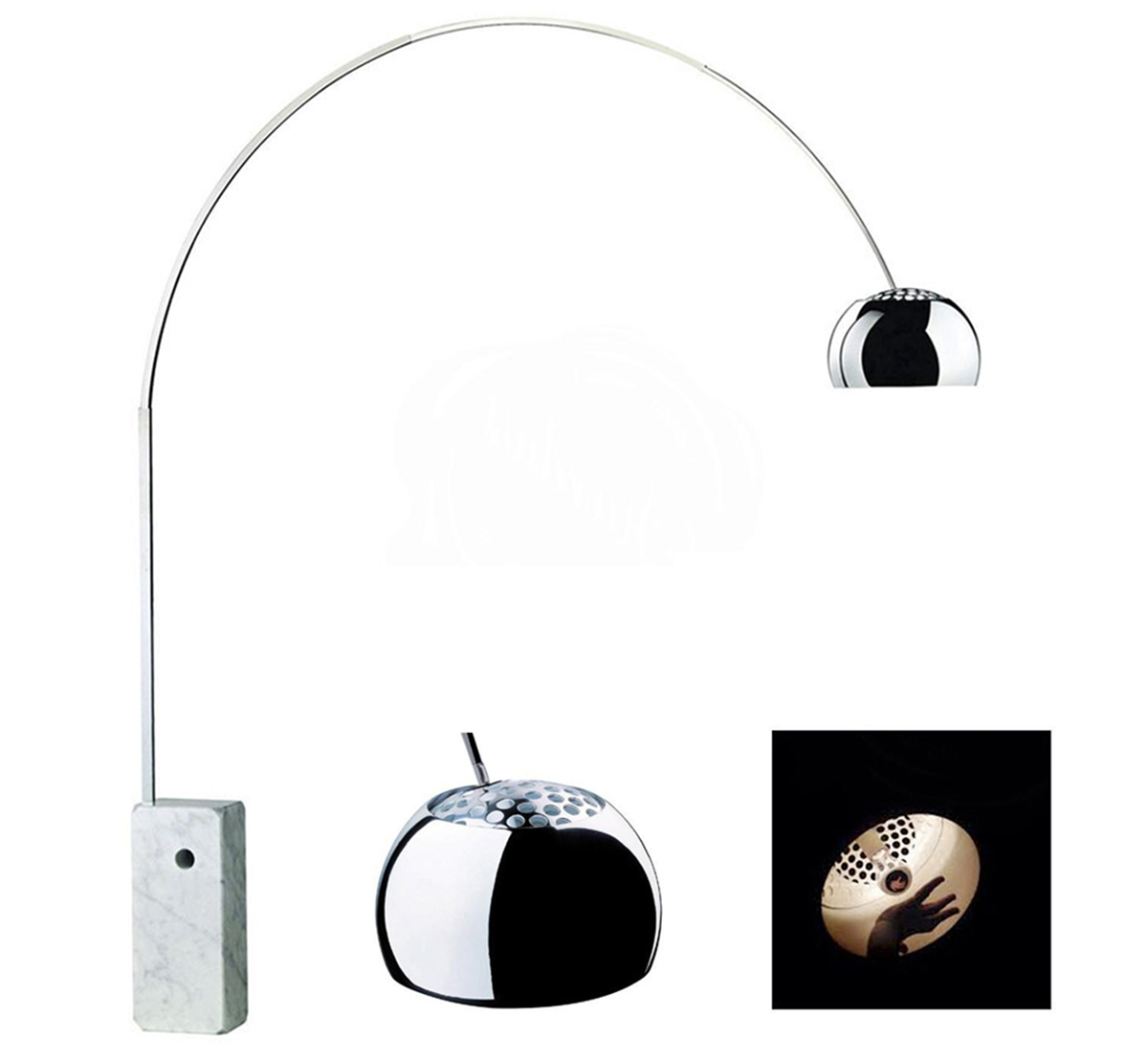 Arco lamp arco floor lamp arco lamp style 13 mozeypictures Choice Image