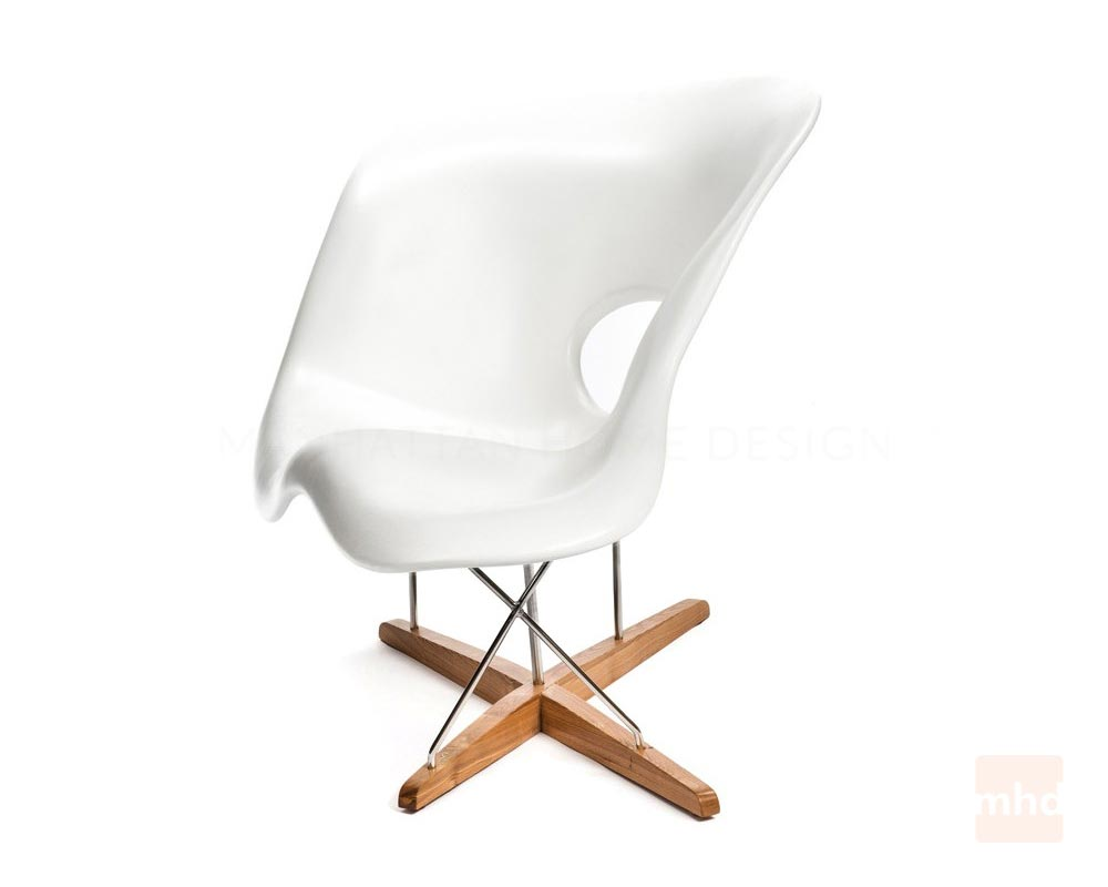 La chaise eames la chaise vitra for Imitation chaise eames