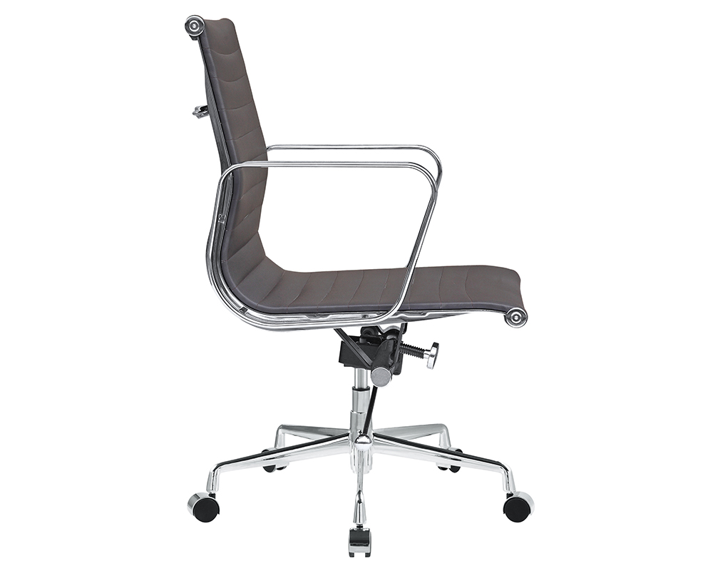 Eames management chair eames ribbed office chair for Eames replica