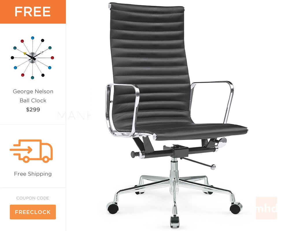 milan direct replica eames executive office. eames executive chair replica office milan direct c