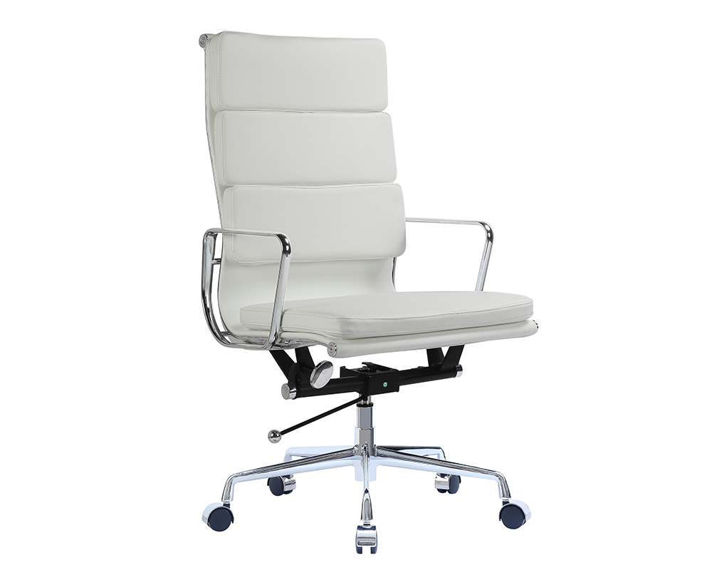 Eames soft pad executive chair replica eames office for Eames chair fake