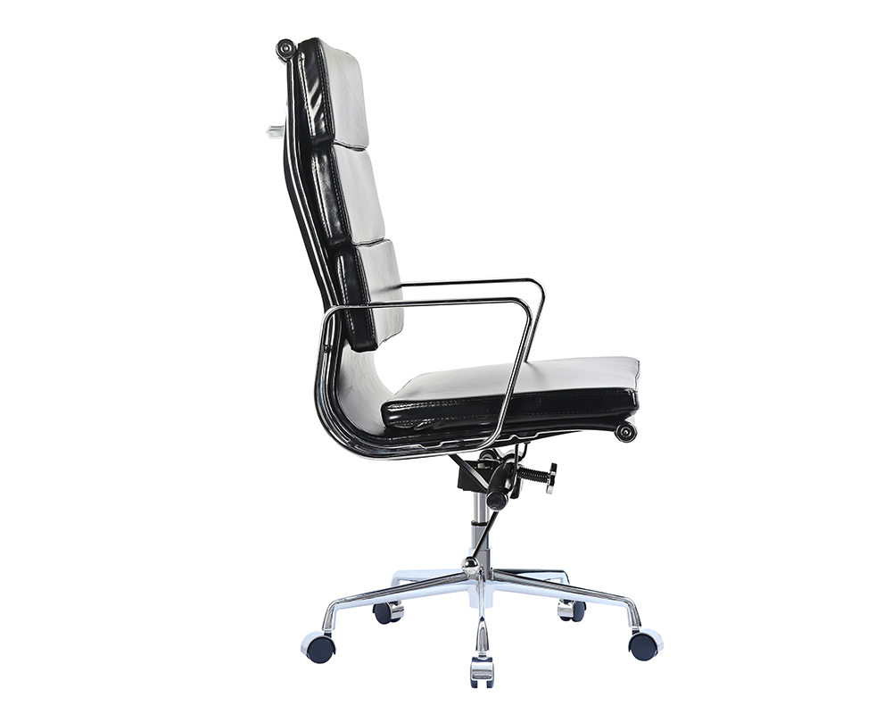 eames office chair aniline soft pad executive chair style 10