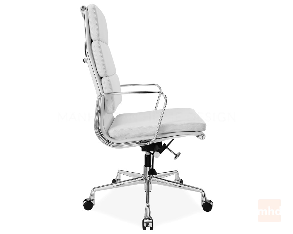 eames soft pad executive chair replica eames office chair replica. Black Bedroom Furniture Sets. Home Design Ideas