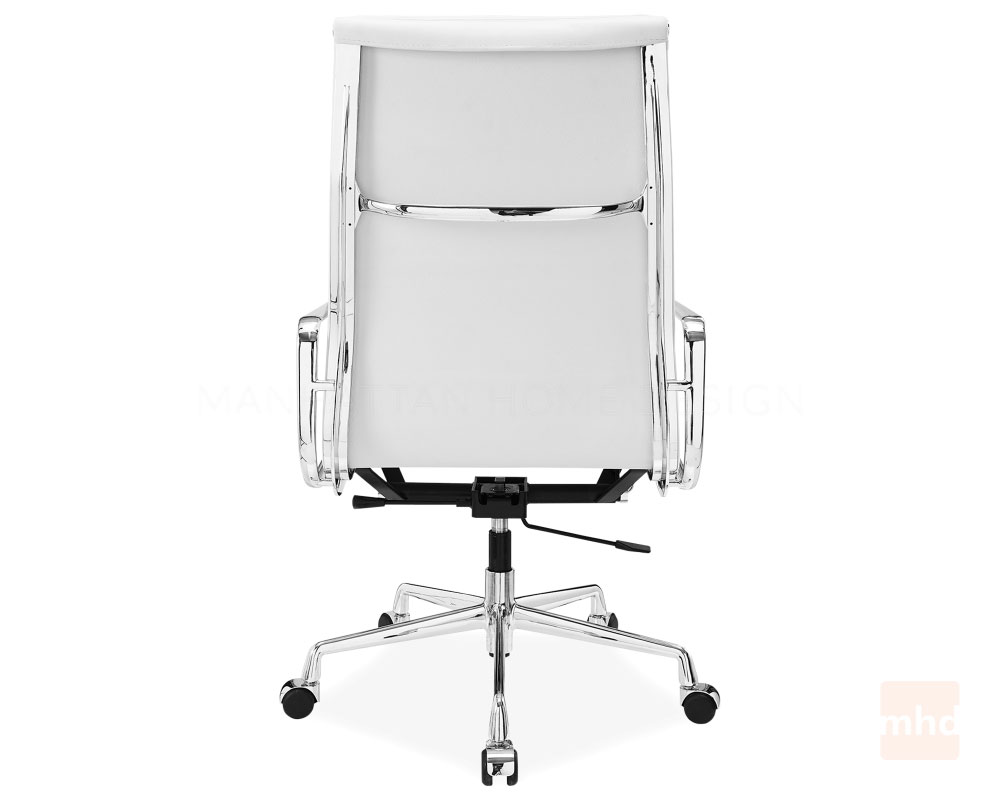Eames soft pad executive chair replica eames office for Alu chair replica