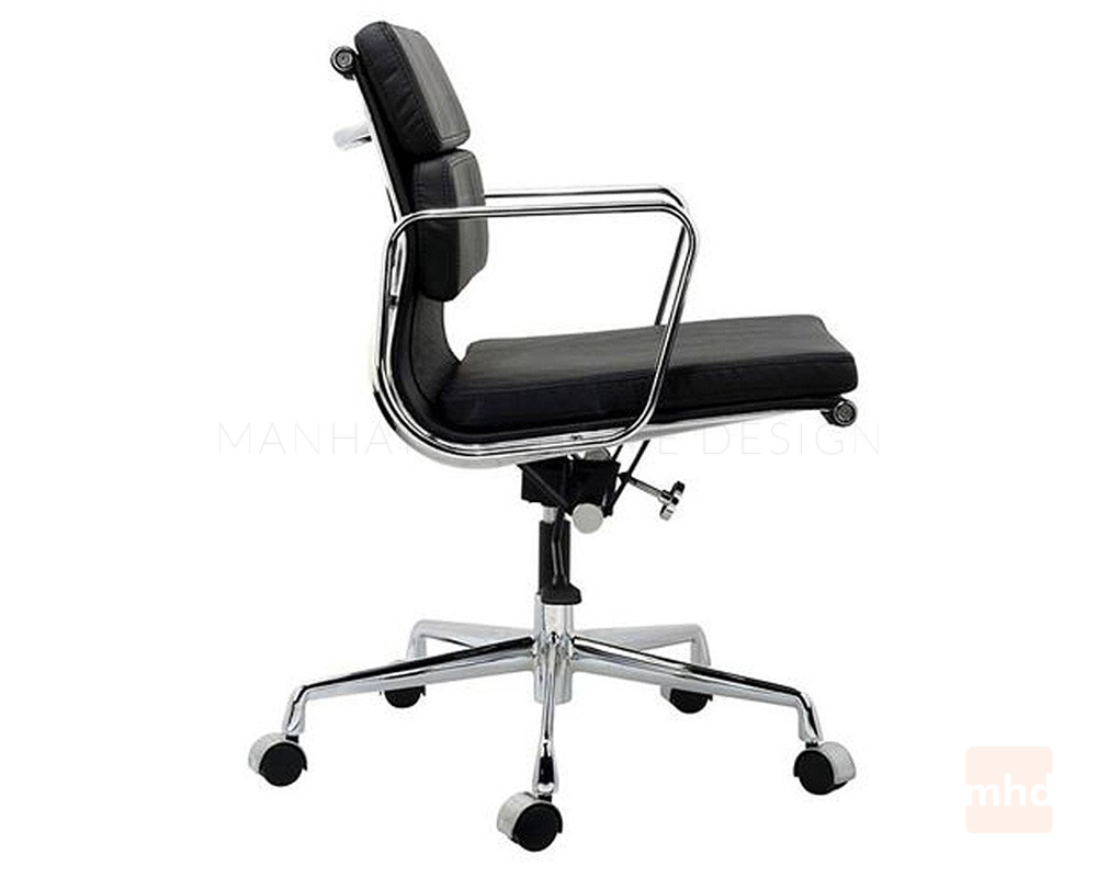 eames soft pad management chair replica eames office chair. Black Bedroom Furniture Sets. Home Design Ideas