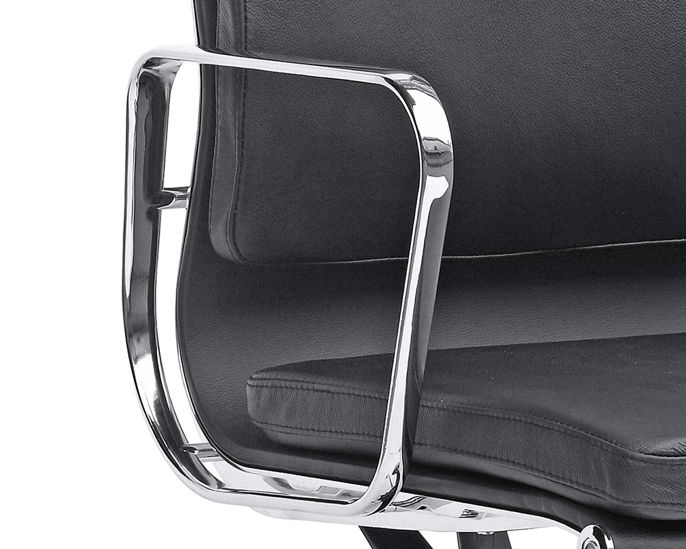 eames soft pad management chair eames office chair. Black Bedroom Furniture Sets. Home Design Ideas