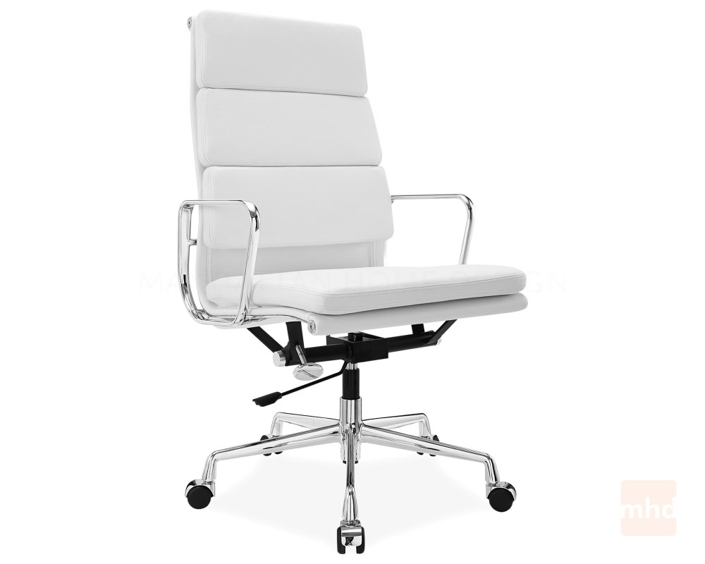 eames soft pad executive chair replica eames office. Black Bedroom Furniture Sets. Home Design Ideas