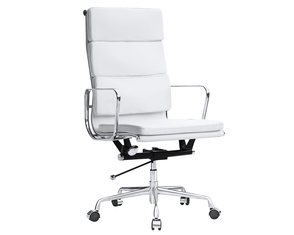eames reproduction office chair. Eames Office Chair | Soft Pad Executive Style 8 Reproduction