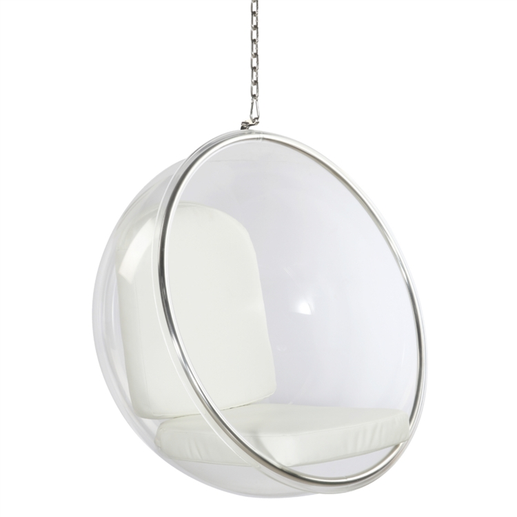 Hanging bubble chair replica manhattan home design - Bubble chair replica ...