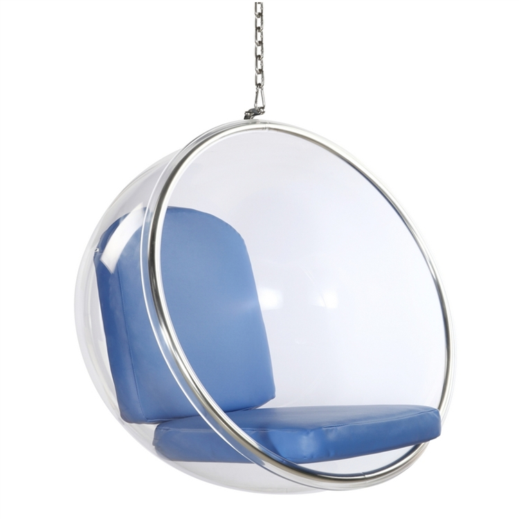 Hanging Bubble Chair Reproduction