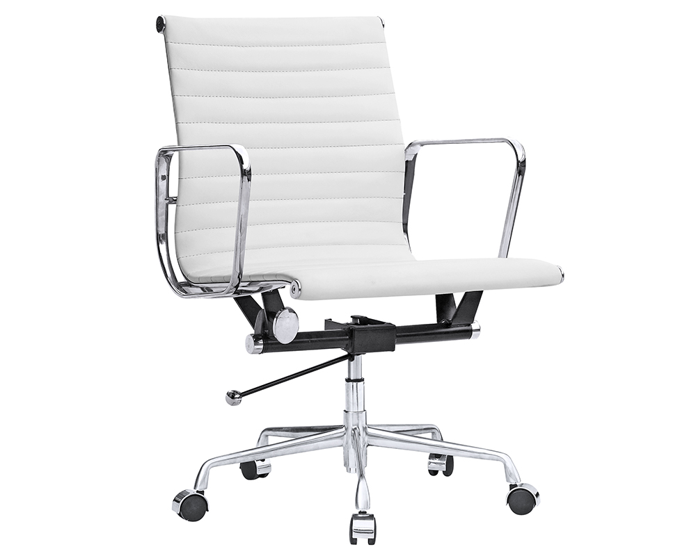 Delightful ... Eames Office Chair   Ribbed Management Chair Style 9 ...