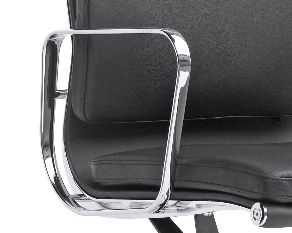 Eames Office Chair Replica   Soft Pad Executive Chair Style 4  Eames Soft Pad Executive Chair Replica   Eames Office Chair Replica. Eames White Soft Pad Style Executive Office Chair. Home Design Ideas