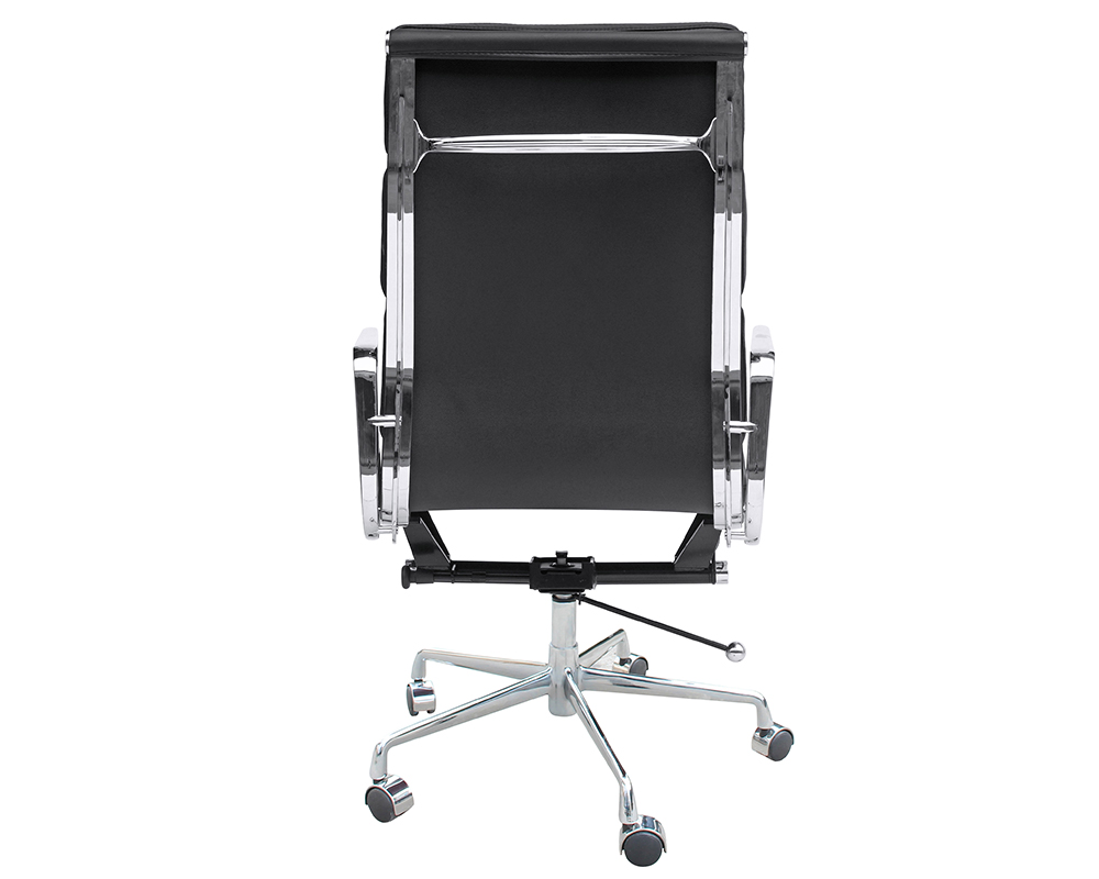 Eames Office Chair Replica   Soft Pad Executive Chair Style 5  Eames Soft Pad Executive Chair Replica   Eames Office Chair Replica. Eames White Soft Pad Style Executive Office Chair. Home Design Ideas