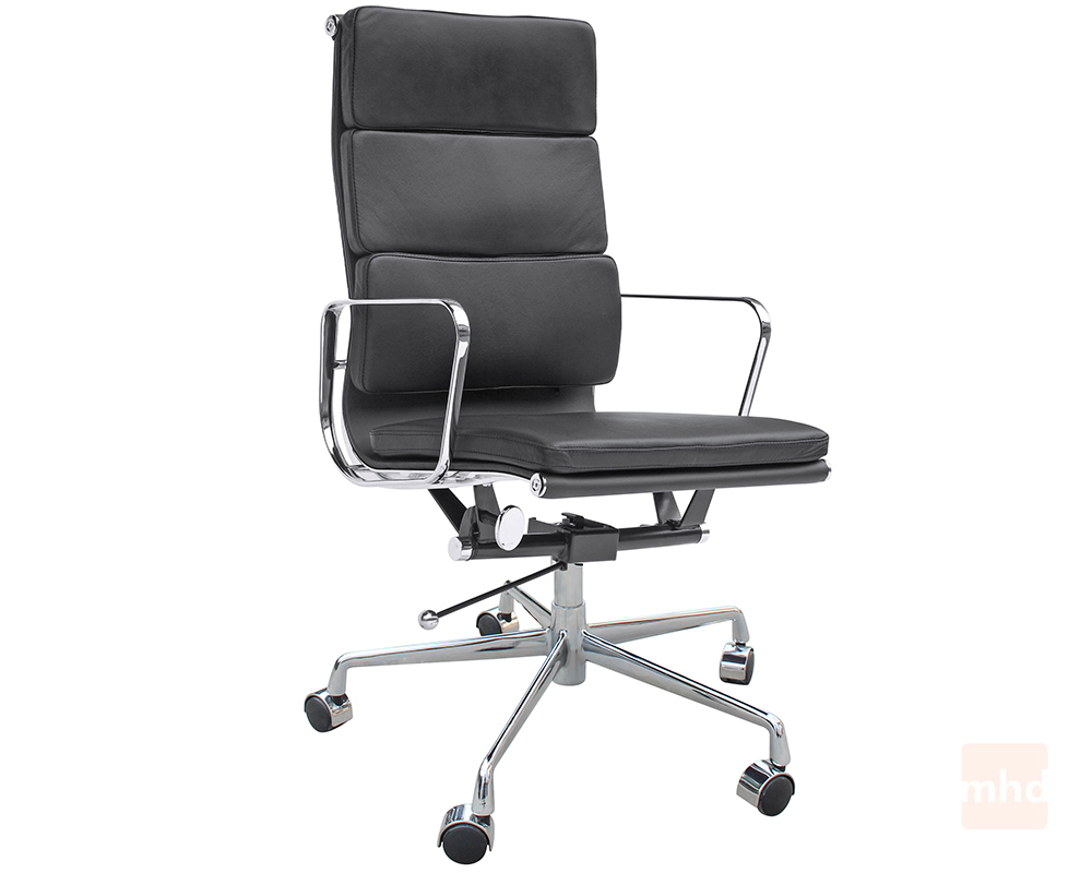 Eames Soft Pad Lounge Chair eames soft pad executive chair replica - eames office chair replica