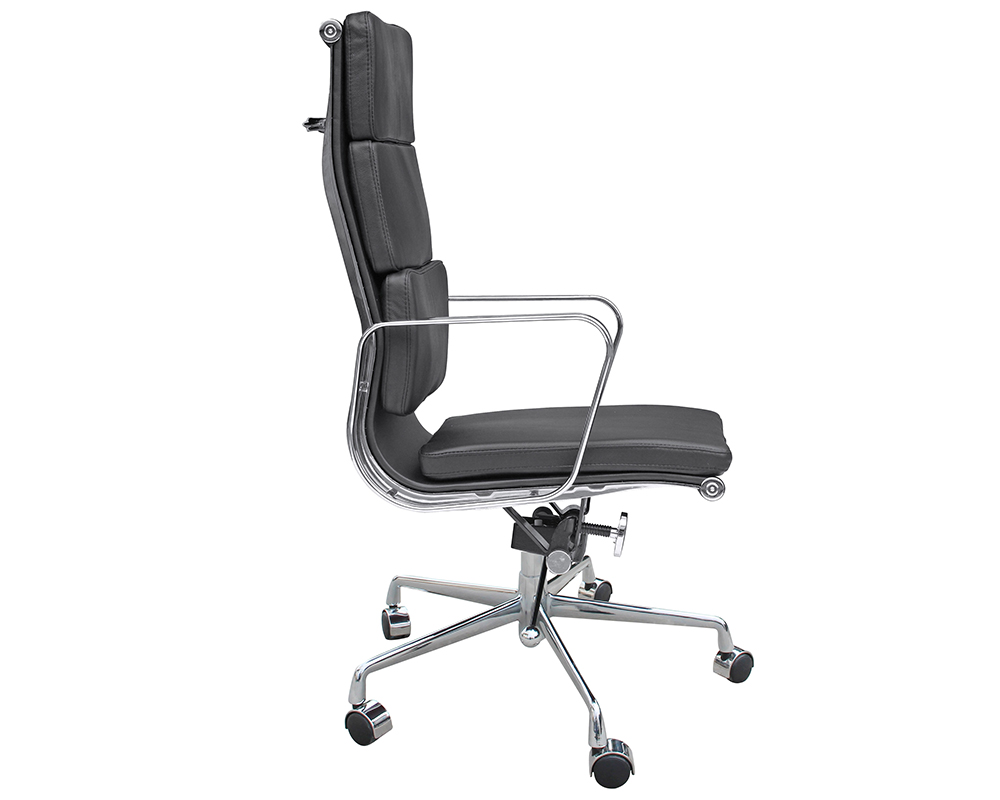 Eames Office Chair Replica   Soft Pad Executive Chair Style 3  Eames Soft Pad Executive Chair Replica   Eames Office Chair Replica. Eames White Soft Pad Style Executive Office Chair. Home Design Ideas