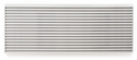 Amana PGK01WB PTAC Architectural Thermoplastic Polymer Exterior Grille White