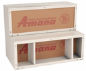 "Amana WS918D1 18"" PTAC Metal Insulated Extended Wall Sleeve"