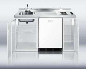 Apartment All-in-One Kitchenettes