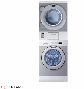 stackable washer and gas dryer. Crossover WDSGM Commercial Stacked Washer And Gas Dryer, Coin Drop, 120/240/ Stackable Dryer R