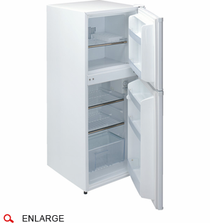 dff048a4wdb by danby two door freezer white with reversible door auto defrost - Danby Mini Fridge