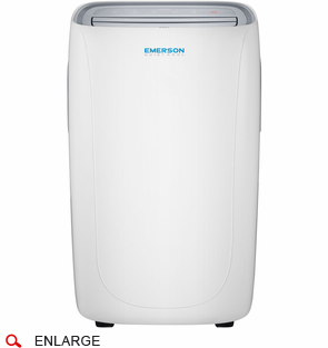 emerson eapc14rd1 portable air conditioner with remote cool running hospitality supply llc. Black Bedroom Furniture Sets. Home Design Ideas