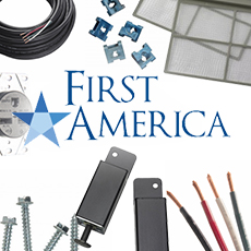 First America PTAC Unit Accessories