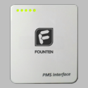Founten FS-HIM Hotel PMS Computer Interface, Automatic Internet Connectivity, Small in Size, Advanced Check-In Check-Out Technology, 24/7 Email Support and Seemless Communications to Other Founten Devices