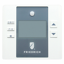 Friedrich EMWRT1 Wireless Thermostat with Occupancy Sensor