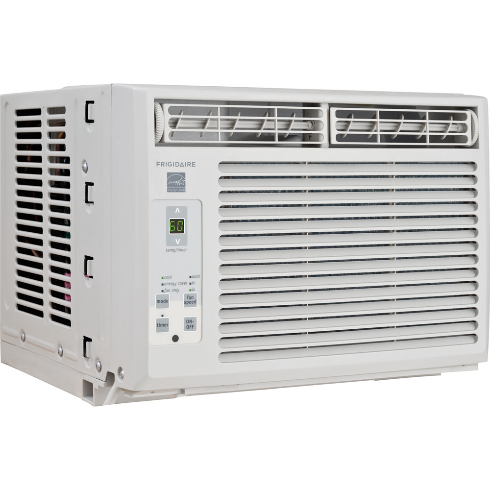 frigidaire ffre0533q1 window air conditioner btu electronic controls energy star cool running air u0026 more
