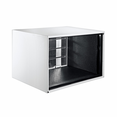 GREE 26TTWSLEEVE Through the Wall Steel Wall Sleeve with Grille