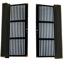 First America BAFFLE-KIT-1PK Accessory Used where Factory Wall Sleeve is Used without a Factory Exterior Grille