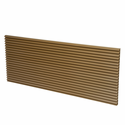 First America GRILLE-ALU-BRONZ Architectural Aluminum PTAC Grille, Bronze Color