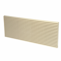 First America GRILLE-PLA-BEIGE Architectural Polymer PTAC Grille, Beige Color