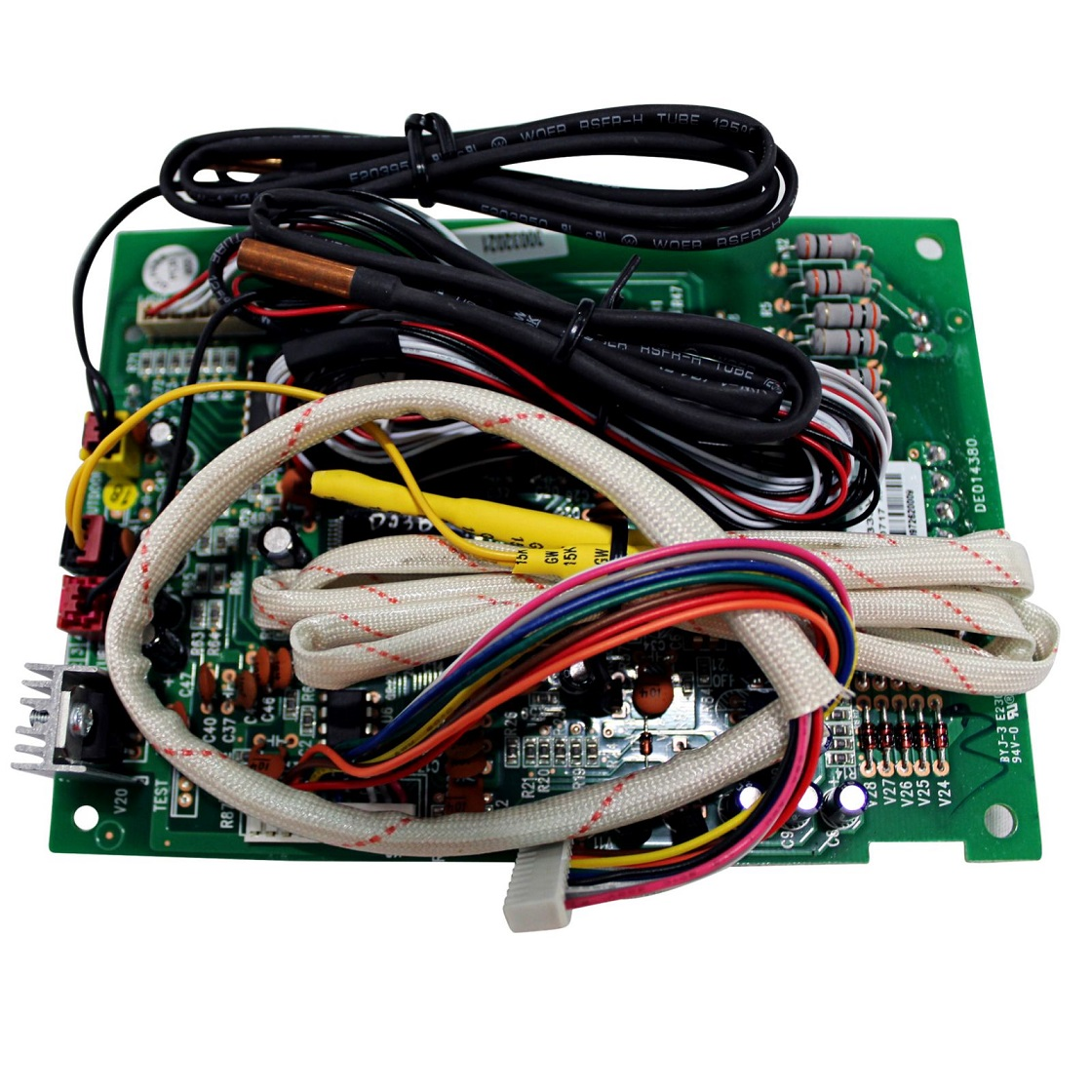 Gree Ptac Part 30032021 Main Control Circuit Board 1 Cool Running Thermostat Wiring Air Conditioners More