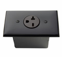 First America PTAC-REC-230V20-A Field Installed Subbase Receptacle Kit 230/208 Volt, 20 Amp