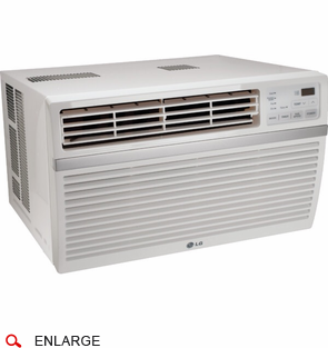 LG LW2515ER 25000 BTU Window Air Conditioner Cool Running