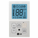 LG PQRCVCL0QW White Simple Wired Thermostat